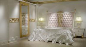 Altın Varaklı Yatak Odası