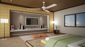 Yatak Odasında Televizyon Keyfi
