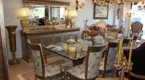 Çeşit Çeşit Yemek Odası Masaları