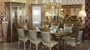 Belinda Sıradışı Yemek Odası Takımı