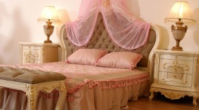 Özgün Tasarımıyla; Arda Klasik Yatak Odası Takımı