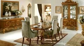 Sidelya Klasik Yemek Odası