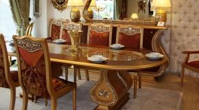 Kapaletti Klasik Yemek Odası