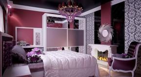 Genç Kız Odası Dekorasyon Örnekleri