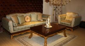 Klasik Salon Takımları ile Lüks Dekorasyonlar