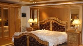2015 Eskitme Klasik Yatak Odaları