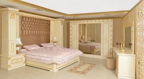 Klasik Yatak Odası Modelleri..