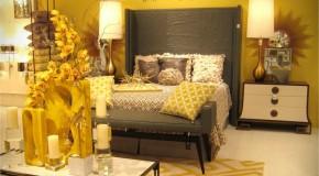 Yatak Odası Dekorasyonunda Sonbahar Etkisi
